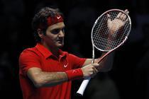 Federer, in semifinalele Turneului Campionilor