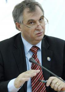 Valerian Vreme, ministrul MCSI