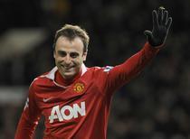Berbatov, inca un gol pentru United