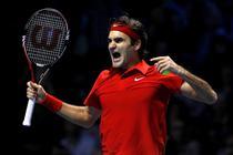 Federer, inca o victorie in Turneul Campionilor