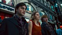 Harry Potter si Talismanele Mortii Partea I