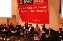 Teddy Dumitrescu (centru) intre pionierii publicitatii romanesti