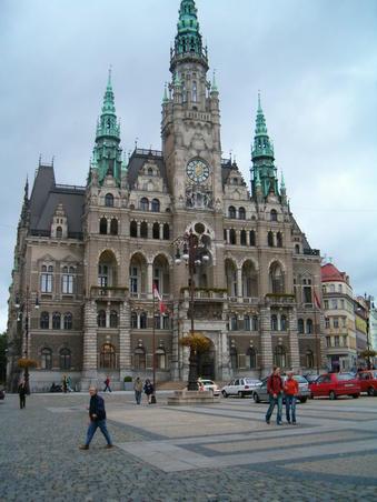 Primaria orasului Liberec din Cehia