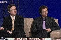 Vlad Mixich si Laurentiu Diaconu-Colintineanu