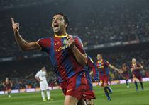 Xavi, in istoria Barcelonei