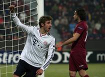 CFR Cluj - Bayern Munchen, in Liga Campionilor