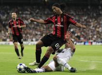 Ronaldinho, modest contra Realului