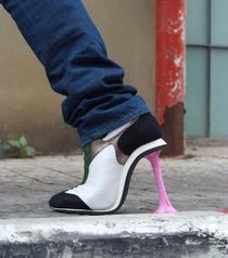 "Pantofi ""Chewing gum"""