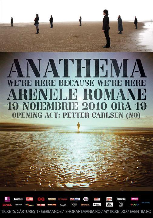 Anathema, afis