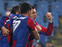 Steaua, locul 57 in topul cluburilor europene