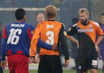 Nesu, la meciul Steaua - Utrecht, din Europa League