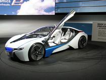 BMW concept Vision EfficientDynamics