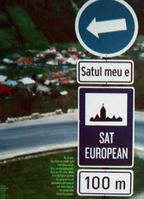 Satul romanesc, sat european?