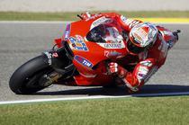 Stoner, pole position la Valencia