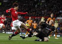 Park Ji-sung, dubla pentru Manchester United