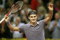 Federer, in finala la Basel