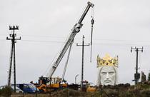 Statuia lui Iisus Hristos din Polonia