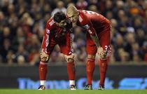 Liverpool isi odihneste titularii