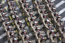Parada militara de 1 Decembrie