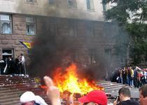 Imagini cu protestele de la Chisinau