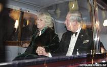 Cuplul princiar, atacat la Londra