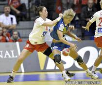 Danemarca - Romania, in finala mica la Europene