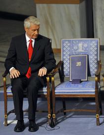 Ceremonia de la Oslo