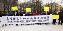 Proteste anti-Nobel la Beijing