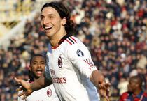 Ibrahimovic, inca un gol pentru Milan