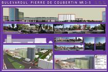 Proiectului centrului comercial de la Electroaparataj