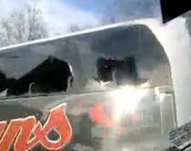 Suporterii lui PAOK, atacati de huliganii croati