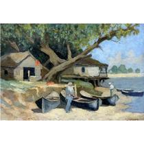 Peisaj - Jean Cheller (1911-1952)