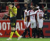 Sevilla, calificare in dauna Borusiei Dortmund