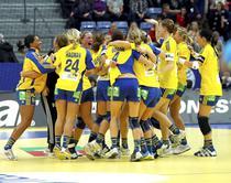 FOTOGALERIE Suedia, adversarul din semifinale