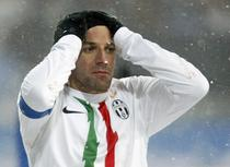"""DelPiero si Juventus, blocati in """"iarna"""" din Polonia"""
