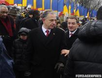 Mircea Geoana la 1 decembrie