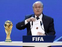 Blatter, anuntand gazda CM din 2018