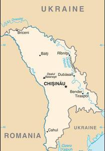 Transnistria si Moldova