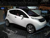 Masina electrica Pininfarina-Bollore