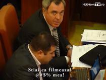 Dezbateri in Parlament