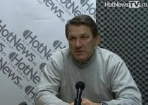 Radu Voina in studioul HotNews.ro