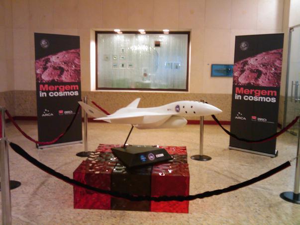 ARCA - avion supersonic romanesc