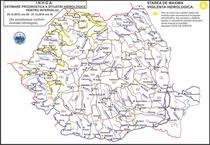 Atentionare hidrologica 24-27 decembrie
