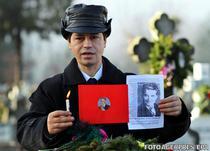 Nostalgici ai comunismului la mormantul sotilor Ceausescu