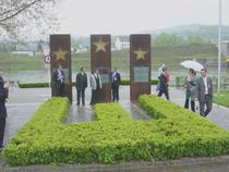 Monumentul Acordului de la Schengen