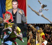 Anul sportiv 2010, in imagini