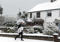 Iarna in Irlanda