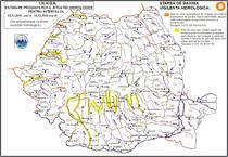 Atentionare hidrologica 4-5 decembrie