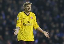 Bendtner inscrie, dar Arsenal obtine doar remiza