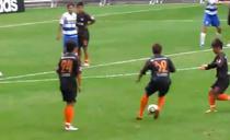 Faza din fotbalul chinez